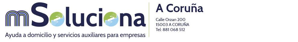 mSoluciona Coruna Logo