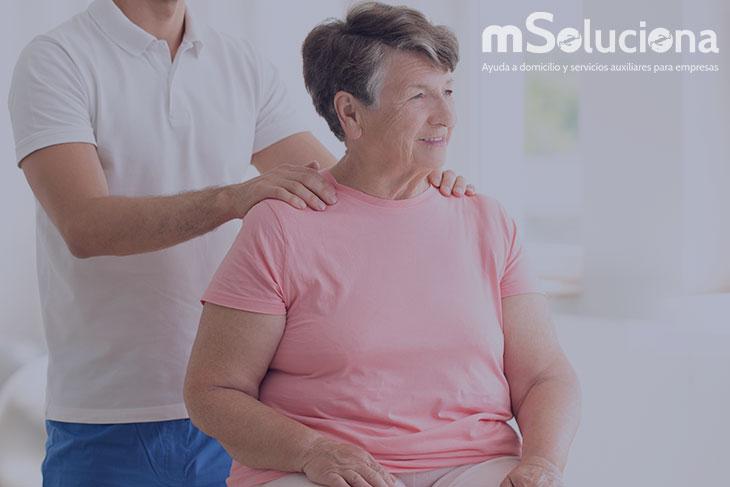 La importancia del cuidador para personas con enfermedades avanzadas